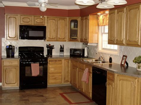 Beige Wood Bar Stool Kitchen Design Black Appliances Sleek Black And Brown Kitchen Cabinets