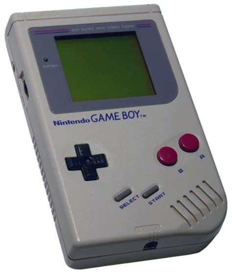 gameboy console la boy clbre ses 25 ans la console de jeu vido de