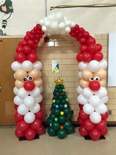 best 25 christmas balloons ideas on pinterest balloon