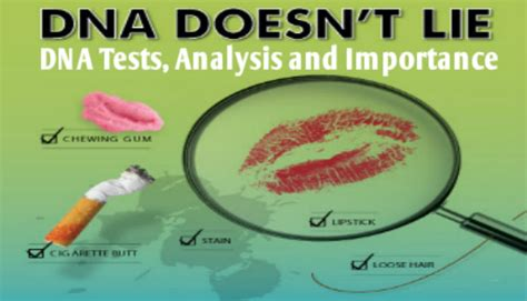dna testing dna testing in crime laws in india linkedin