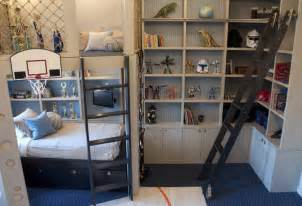 room ideas for boys rooms climbing walls and contemporary schemes
