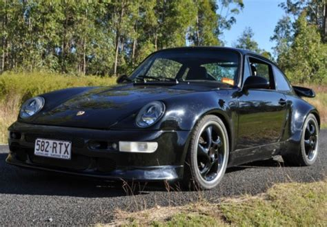 For Sale 930 Porsche 911 With 350 Chev V8 Conversion