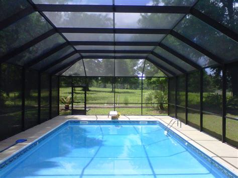 Backyard Pools Prices by Florida Screened In Pools Swimming Pool Screen
