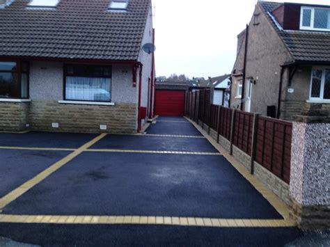 halton with frame picture frame tarmac northern driveways blockpaving and