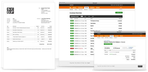 harvest design invoice time tracking for designers lifemstyle an online