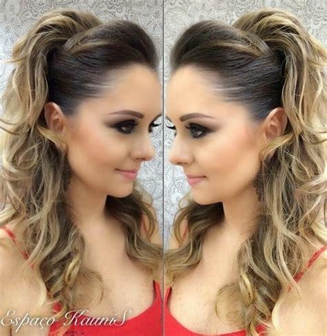 nice hairstyles going out 05 penteados de festa madrinhas de casamento