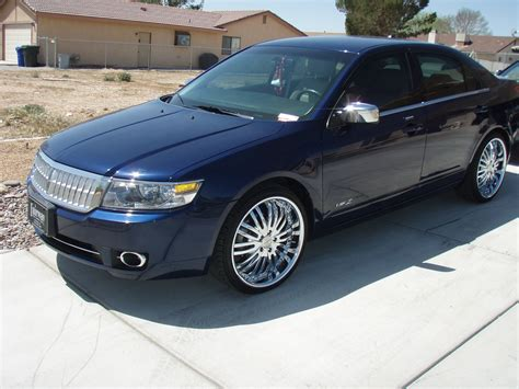 lincoln mkz 2007 krhall71 2007 lincoln mkz specs photos modification info