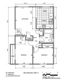 2 bedroom floor plan birchwood meadows floor plan