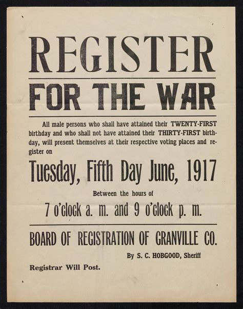 War Records Carolina S Wwi Collector Of War Records Nc Dncr