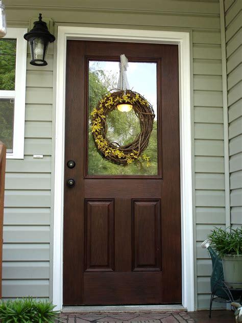 front door big reveal painted front doors  decal
