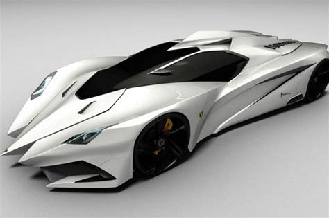 Futuristic Lamborghini Future Cars Top Ten Lists