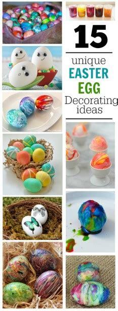 Essen Für Kinder Anrichten by 15 Unique Easter Egg Decorating Ideas Your Will