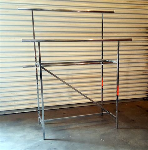 Rent Clothes Racks For Garage Sale by Used H Racks Reeves Store Fixtures