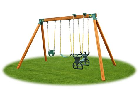 wooden swing set hardware classic kids swing set hardware kit eastern jungle gym