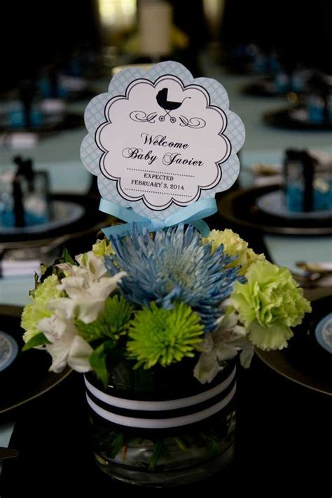 17 best images about baby shower centerpieces on