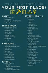 new house checklist of things needed new apartment checklist what you need aptsforrent decoration for house