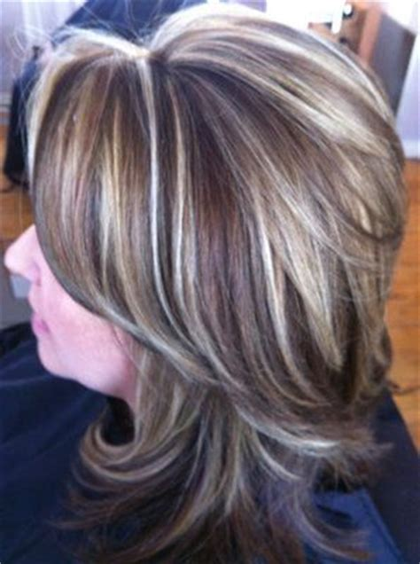 salt and pepper hair with highlights google search salt and pepper hair with highlights google search