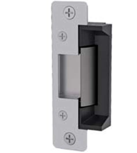 hes 5000 electric strike cut sheet strike plates doorware