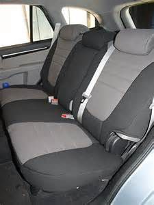 Seat Covers For Santa Fe Hyundai Hyundai Santa Fe Standard Color Seat Covers Rear Seats