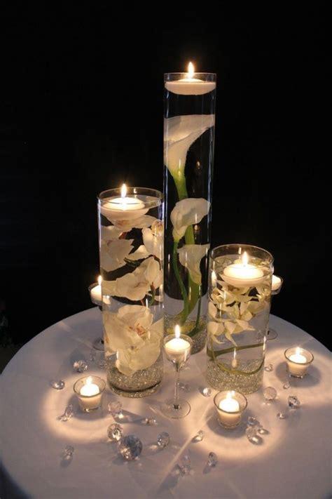 Diy Vase Centerpieces Diy Floating Candle Centerpieces Tutorial Beesdiy Com