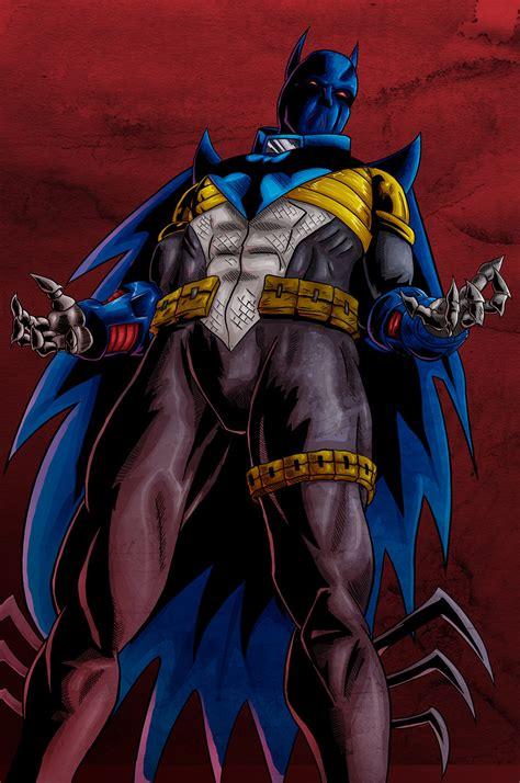 batman knightfall wallpaper knightfall batman by marcouellette on deviantart