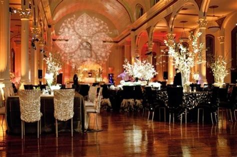 Wedding Decorations Downtown Los Angeles by Vibiana Event Decor