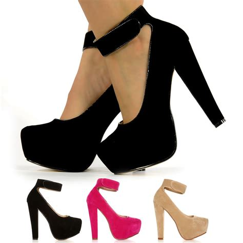 thick high heel shoes thick ankle heels fs heel