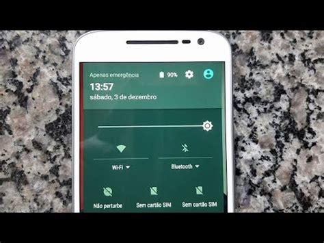 como habilitar e conectar na wireless wifi moto g4 plus