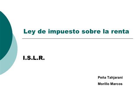 ley de isr 2015 pdf newhairstylesformen2014com descargar ley del impuesto a la renta