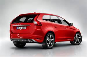 2014 Volvo Xc90 R Design 2014 Volvo Xc60 R Design Rear View 217197 Photo 1