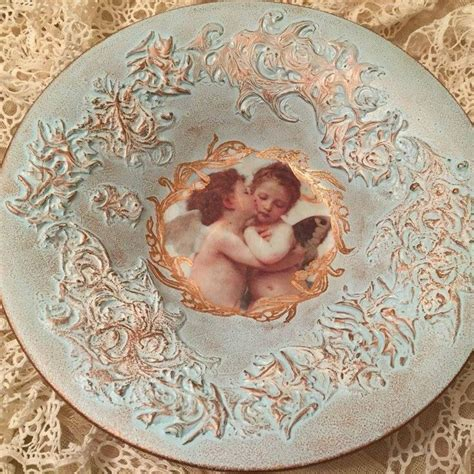 Decoupage Plates - best 20 decoupage plates ideas on decoupage
