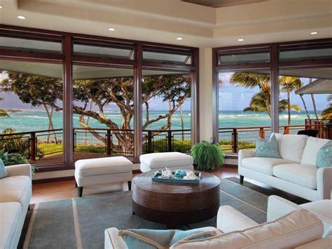 magnificent shore beachfront house interior design