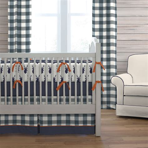 Plaid Boy Crib Bedding Ideas Plaid Baby Bedding Suntzu King Bed Plaid Baby Bedding Ideas