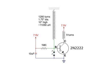 2n3055 transistor tesla coil building the poor mans mini tesla coil slayer exciter