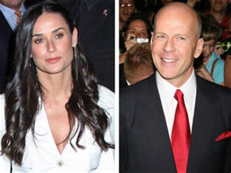 Bruce Willis Hails Stunt After Defying Fall by The Delighted Divorcees Express Yourself
