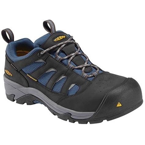 composite toe shoes keen utility s 1008301 ensign blue