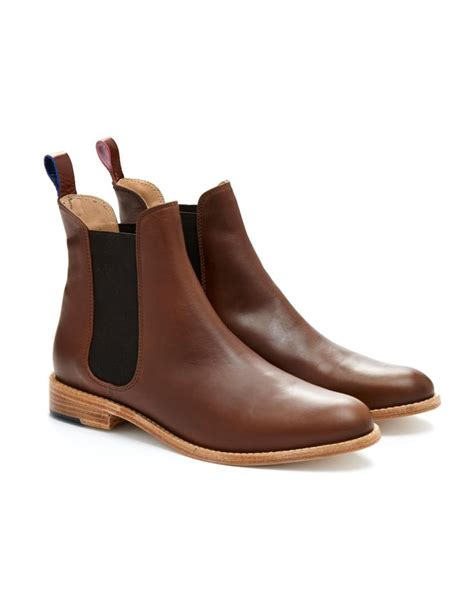 belgravia womens leather chelsea boot fashion