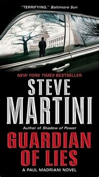 guardian of lies review guardian of lies by steve martini a web of