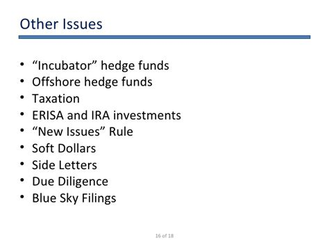Side Letter Agreement Hedge Fund Starting A Hedge Fund In 2009