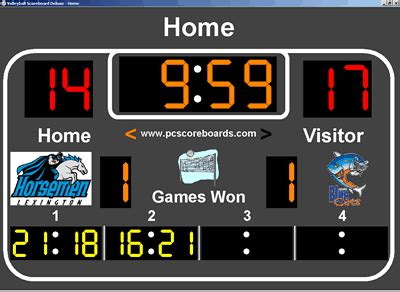 volleyball scoreboard deluxe free download for windows 10