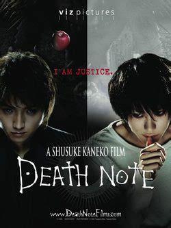 nedlasting filmer death note gratis death note 2006 pel 237 cula ecartelera