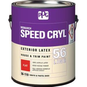 ppg house paint speed cryl exterior latex house trim paint flat ppg paints sweets