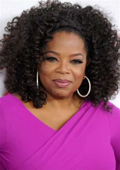 hairstyles with oprah curls casual daily curly hairstyle from oprah winfrey styles