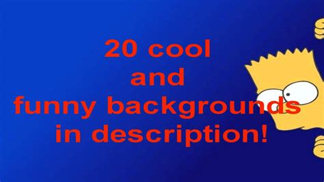 youtube layout weird 20 cool and funny backgrounds free youtube