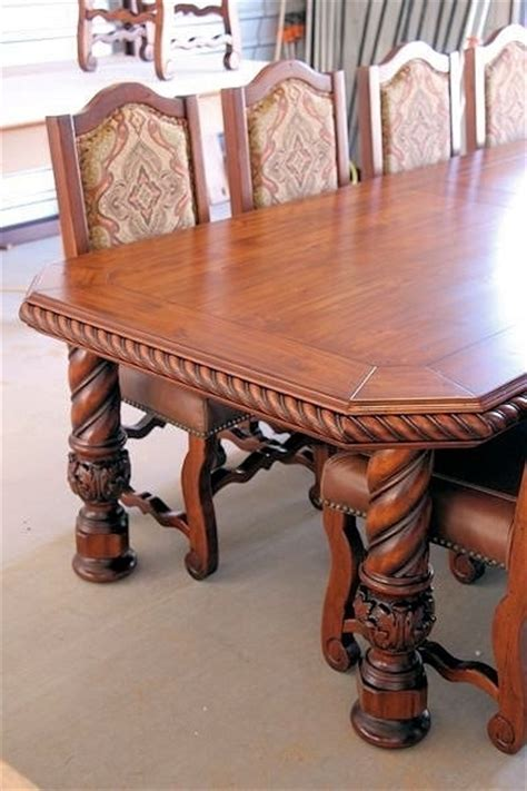 table leg spiral  acanthus foot columns legs