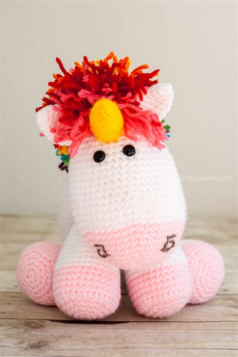 amigurumi pattern unicorn amigurumi pony free pattern mimuu com