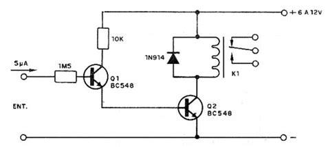 transistor fet como chave usando um transistor como chave 1 1 eletronica esquemas electronica pt