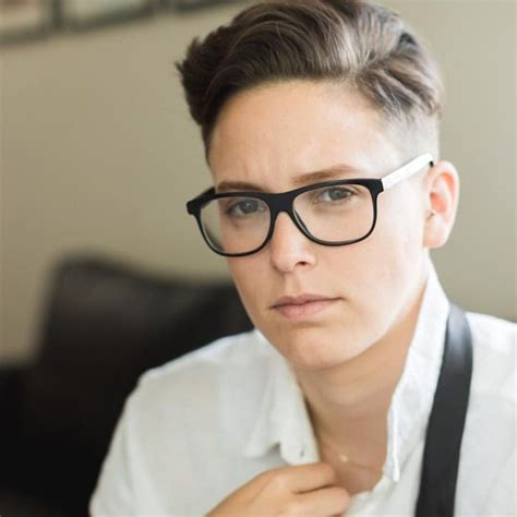 butch haircuts 129 best images about hair androgynous lesbian dyke