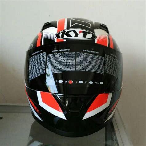 Kyt R 10 Fluo By Azka Helmet jual helm kyt r10 white flo topspeed helm surabaya