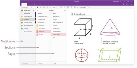one versions redesigned version of microsoft onenote now available on
